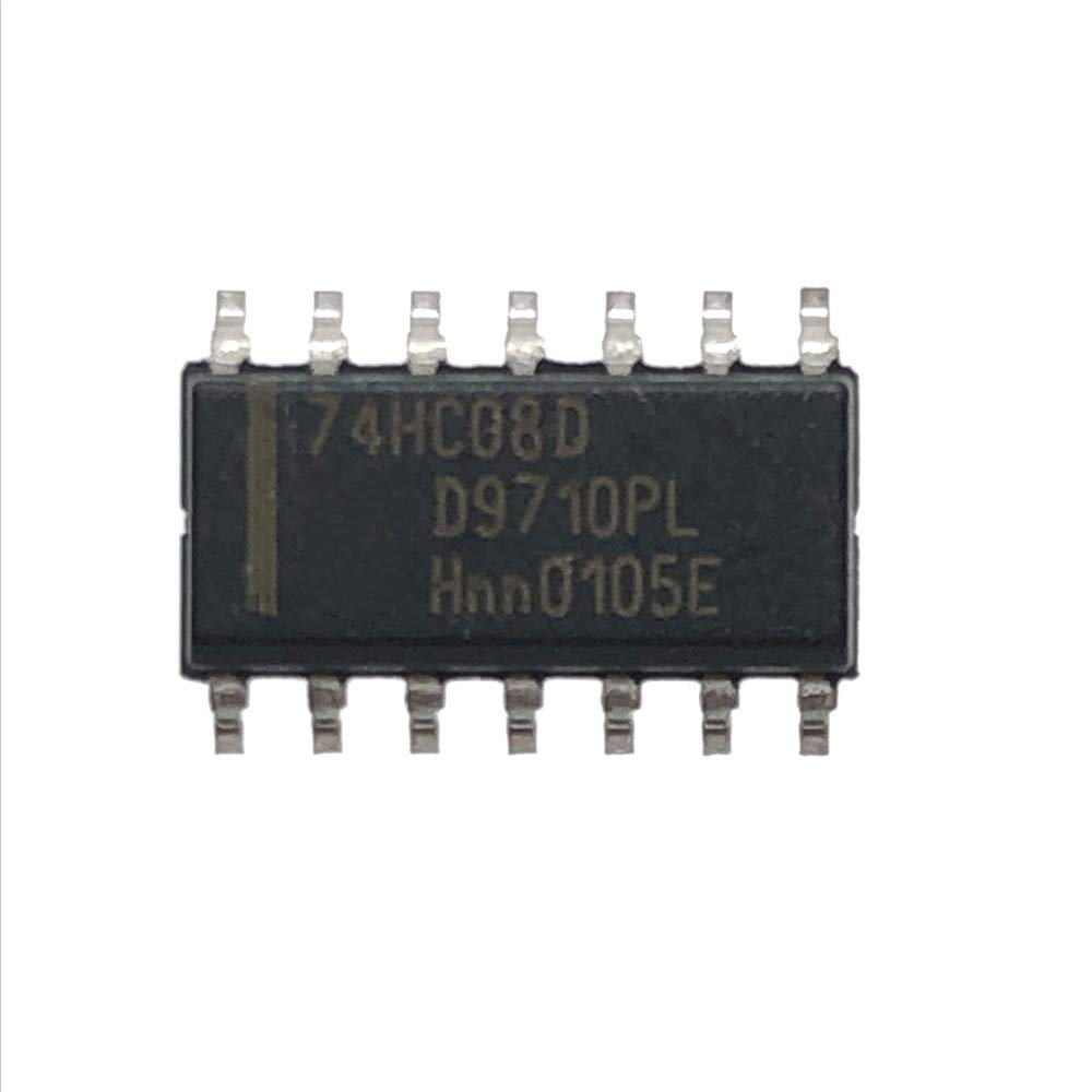 20PCS 74HC08D SOP-14 Max 51% OFF 74HC08 2021 autumn and winter new SOP14 Four 2-Input SMD and gate Logi