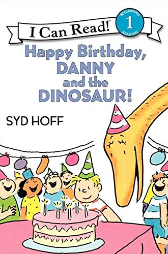 Happy Birthday, Danny and the Dinosaur! (I Can Read Level 1)の詳細を見る