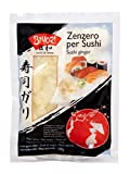 Rodajas de Jengibre Fresco Encurtido para Sushi - Biyori 150 g.