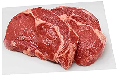 ZAC Butchery Fresh Angus Beef Ribeye, 250g each (Pack of 2) (Halal) - Chilled