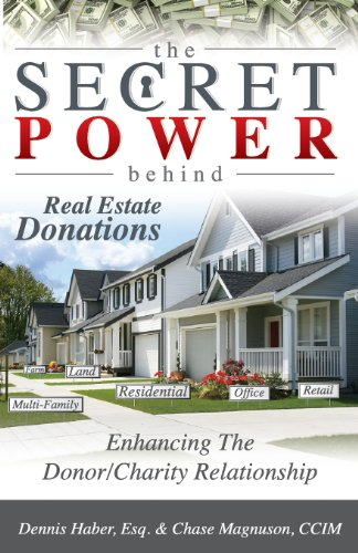 The Secret Power Behind Real Estate Donations ~ TOP Books