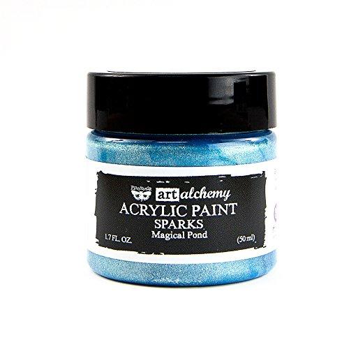 Prima Marketing Art Alchemy-Sparks - Estanque mágico (50 ml)