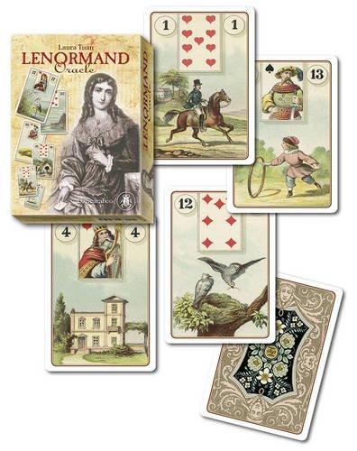 Lenormand Oracle. Con 36 carte