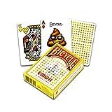 Fournier- Bicycle Emoji Baraja de Cartas para Coleccionistas, Multicolor (US Playing Card Company 1037675)