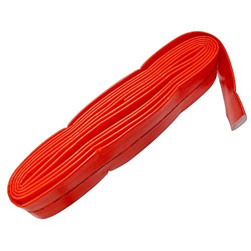 Stabilo-Sanitaer PE Isolierschlauch DN90 rot Rohr Dämmung Schlauch Isolierung Rohrisolierung Schutzschlauch 90mm Rohrdämmung