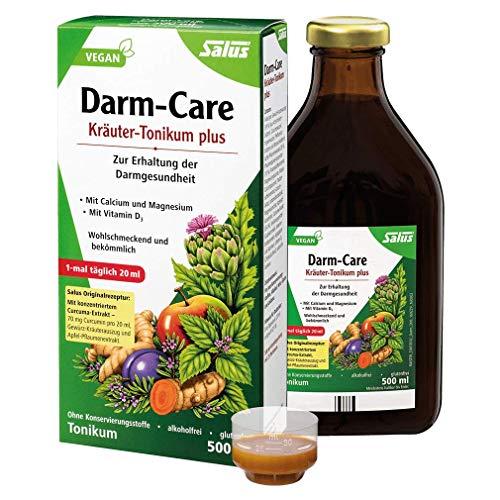 SALUS Haus® Darm-Care Kräuter-Tonikum plus 500ml NEU NEU
