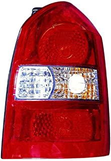 Depo 321-1942R-AS Hyundai Tucson Passenger Side Replacement Taillight Assembly
