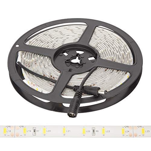 Greenice   Tira LED 5M 300 LEDs 70W SMD5630 24VDC