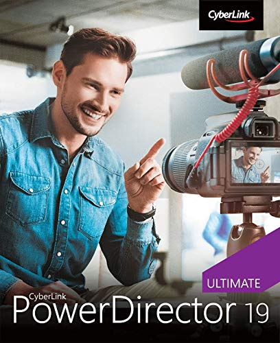 CyberLink PowerDirector 19 | Ultimate | PC | PC Aktivierungscode per Email
