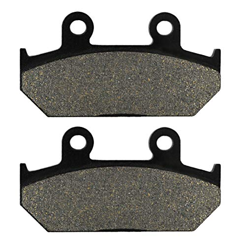 pour AN 400 K7//ZK7//K8//ZK8//K9//L0//L1 Burgman//Non ABS//Skywave 2007-2011 gauche AHL 1 paire Plaquette de frein avant