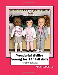 Wonderful Wellies Sewing for 14
