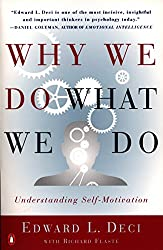 Why do We do what We do: Understanding Self Motivation by Edward Deci