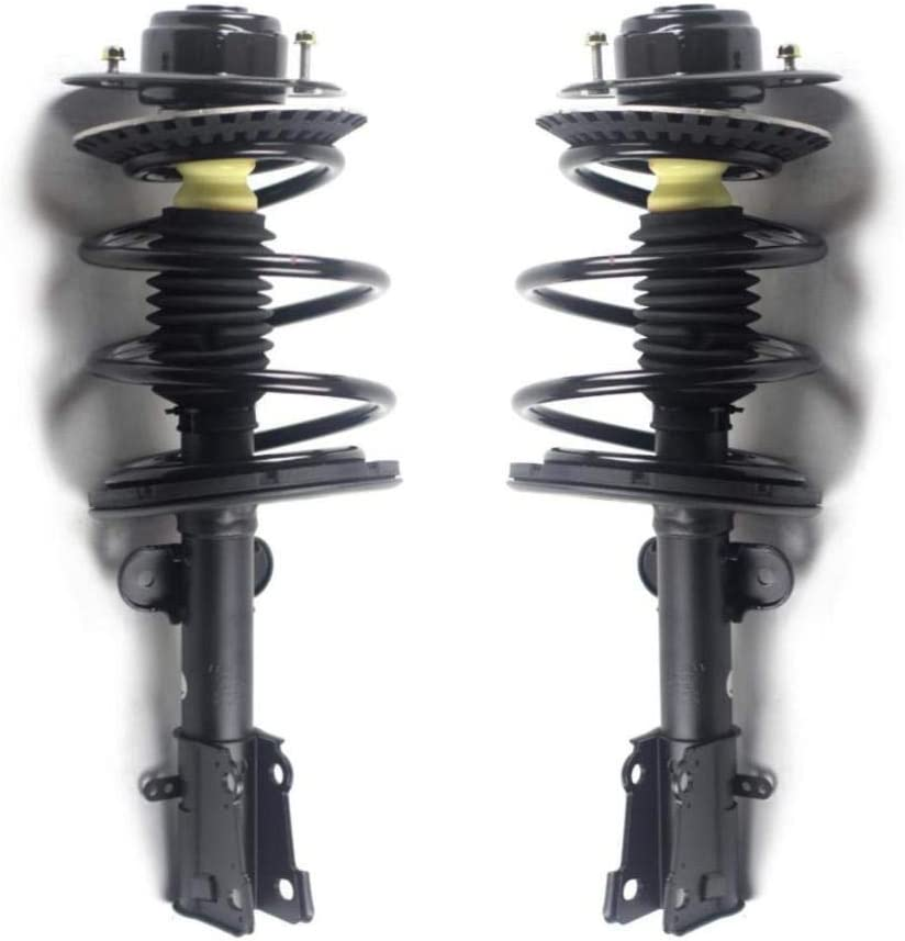 JENCH Sales of SALE items from new works 2pcs Front Side Complete Latest item Compatible Springs Strut Shock