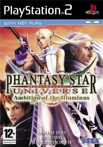 Phantasy Star Universe: Ambition of The Illuminus [Edizione: Regno Unito]