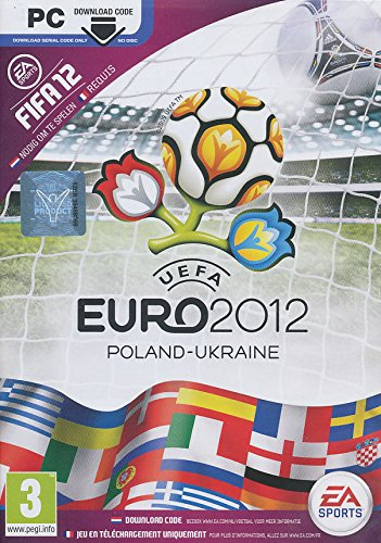 Fifa 12 EURO ( Code in a Box ) : PC DVD ROM , ML