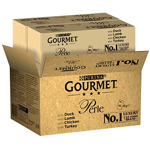 Gourmet Cat Food Perle Chef's Co...