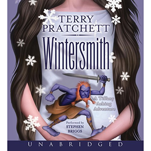 Wintersmith: Discworld Childrens, Book 4 audiobook cover art