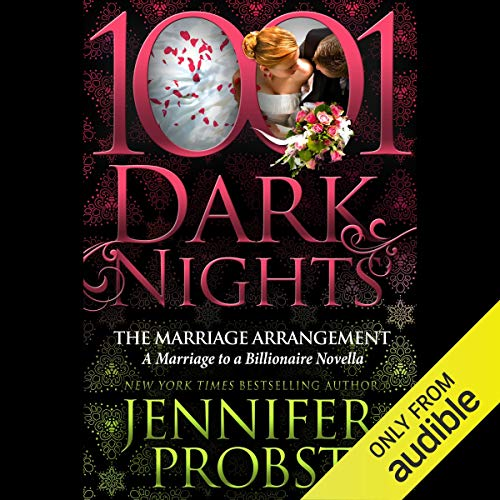 The Marriage Arrangement audiobook cover art