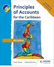 Principles of Accounts for the Caribbean 5th Edition by Frank Wood Associates (2007-02-15)