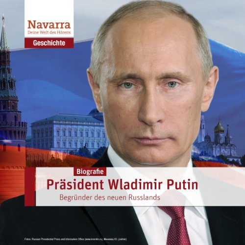 Wladimir Putin und das neue Russland cover art