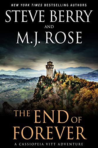 The End of Forever: A Cassiopeia Vitt Adventure (Cassiopeia Vitt Adventure Series Book 4)