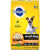 PEDIGREE Small Dog Complete Nutrition Small Breed Adult Dry Dog Food Roasted Chicken, Rice & Vegetable Flavor Dog Kibble, 15.9 lb. Bag