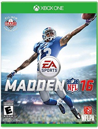 Electronic Arts Madden NFL 16 Xbox One - Juego (Xbox One, Deportes, EA Sports, 25/08/2015, RP (Clasificación pendiente), En línea)