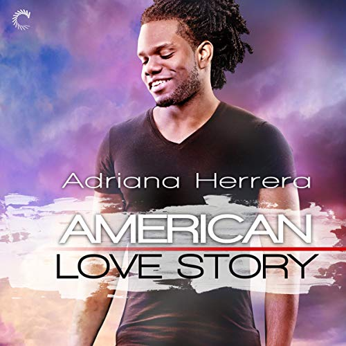 American Love Story audiobook cover art