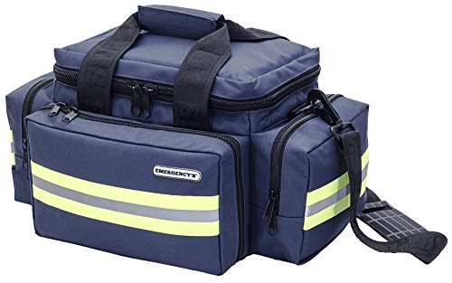 ELITE BAGS LIGHT BAG Notfalltasche (44 x 25 x 27cm) ohne Inhalt! (blau)