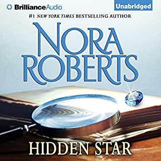 Hidden Star audiobook cover art