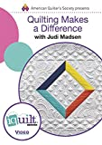 quilting wide open spaces - DVD - Quilting Makes a Difference - Complete Iquilt Class