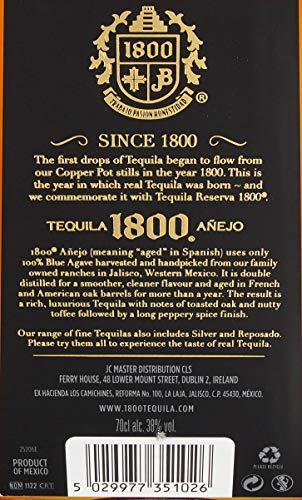 Jose Cuervo 1800 Tequila Añejo - 3
