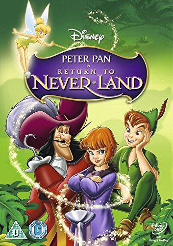 Peter Pan Return To Neverland [Reino Unido] [DVD]