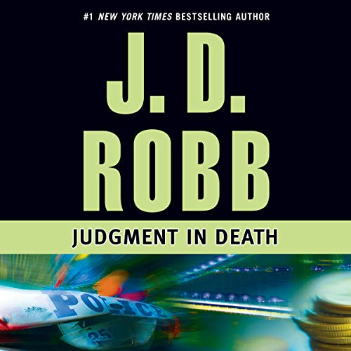 Judgment in Death audiobook cover art