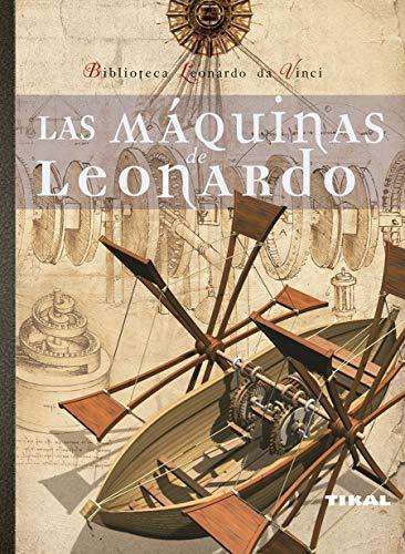 Maquinas De Leonardo (Biblioteca Leonardo Da Vinci)