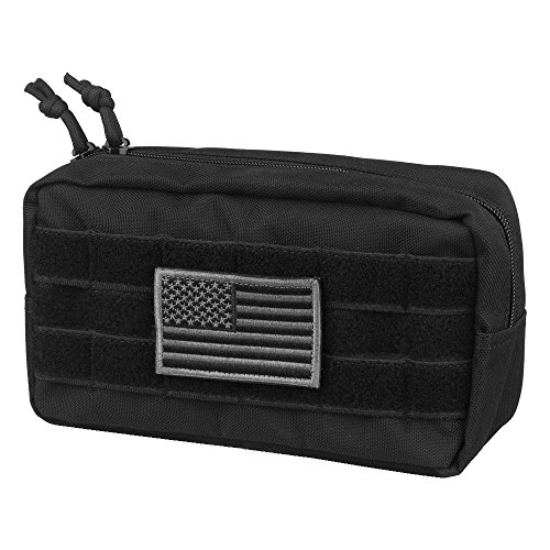 AMYIPO MOLLE Pouch Multi-Purpose Compact Tactical Waist Bags Utility Pouch (Upgrade 94.52.5 Molle Pouch (1 Pack))