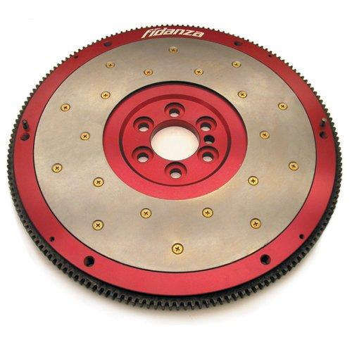 Fidanza 198681 168 Tooth Aluminum SFI Approved Internal Balance Flywheel