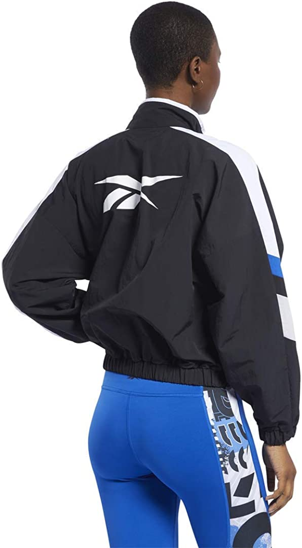 Reebok Women's Workout Ready Meet Jacket You Woven There Max Sale special price 84% OFF
