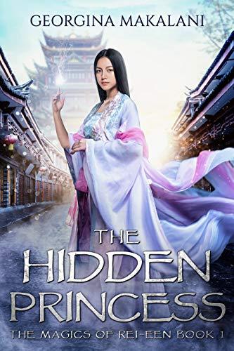 The Hidden Princess by Georgina Makalani ebook deal
