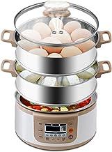 cuiseur vapeur Multifonction à vapeur électrique, Hot Pot Cooker, grande capacité des ménages peut être réservé for des co...