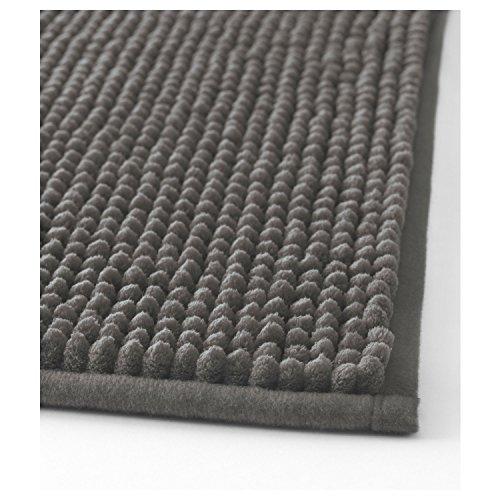 Ikea's Toftbo Bathmat, Gray, 24'X35'