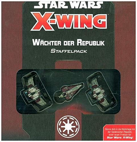 Star Wars: X-Wing 2.Ed. - Wächter der Republik • Staffelpack DEUTSCH