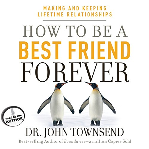 How to Be a Best Friend Forever audiobook cover art