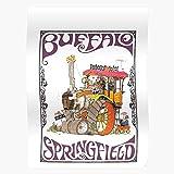 Jimi Hendrix Animals Led The Kinks Springfield Buffalo