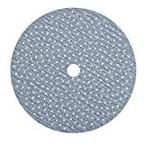 Norton ProSand Multi-AIR 5' Multi-Hole Pattern Hook & Sand Disc, 60 grit, 10 Pack