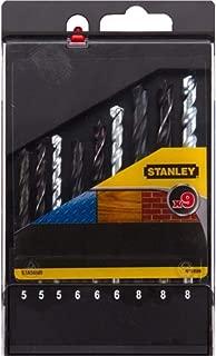 Stanley STA52026-QZ Broca con punta centradora /ø 8.0 mm