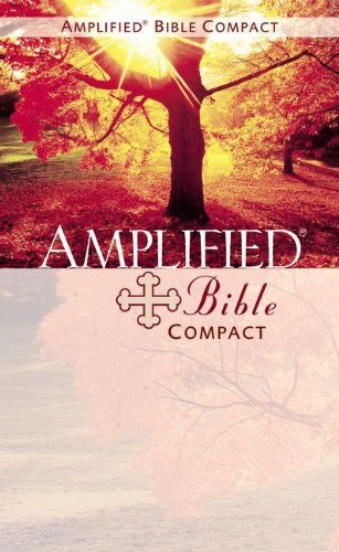 The Holy Bible: Amplified, Small Print