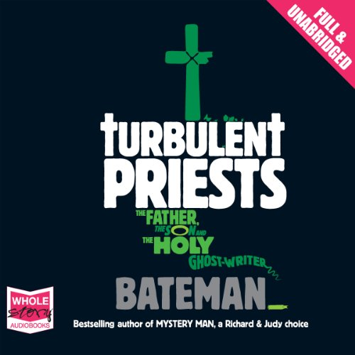 Turbulent Priests audiobook cover art