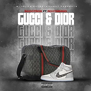 Gucci and Dior