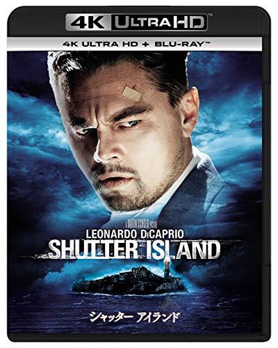 シャッター アイランド (4K ULTRA HD + Blu-rayセット)[4K ULTRA HD + Blu-ray]
